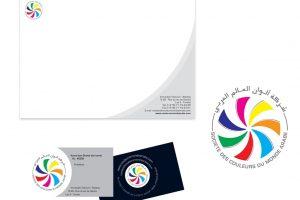 Décoration Stand Tunisie Par L'agence De Communication Ballooons